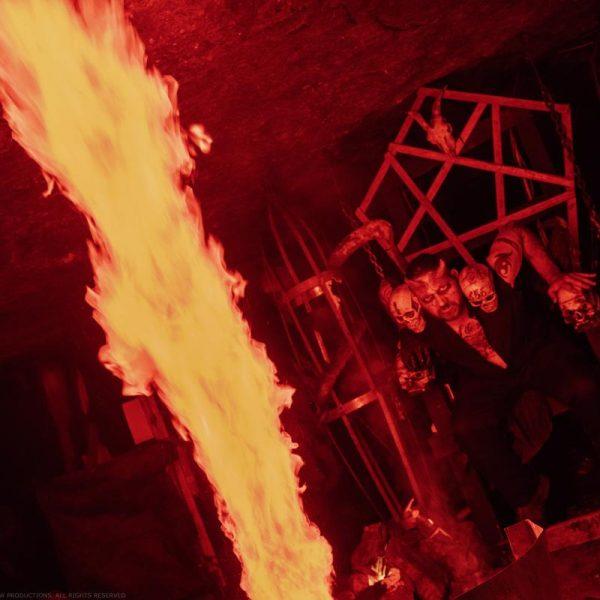fire throne